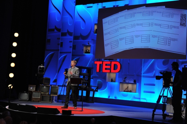 David Bismark speaking about Verifiable Electronic Voting at TED Global in Oxford, UK 2010